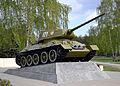 T-34-85 model 1944 in Korolyov.JPG