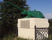 T-34 gun turrets on Volzhsky Avenue 16 (1).jpg