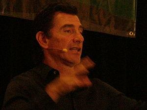 T. Harv Eker speaks at a Millionaire Mind Inte...