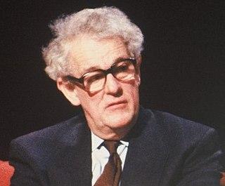 Tam Dalyell Scottish politician