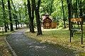 Tarnowskie Góry Park Miejski Aleja Dobrego Urobku.jpg