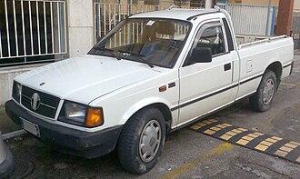 Tata Telcoline - Image: Tata Pick Up 2.0 TDI Telcoline 2000