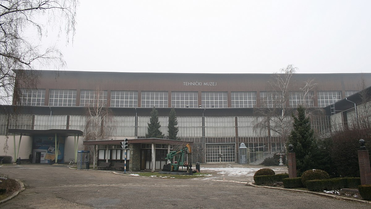 Technical Museum Zagreb Wikipedia
