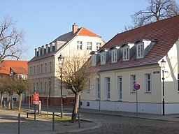 Marktplatz in Teltow