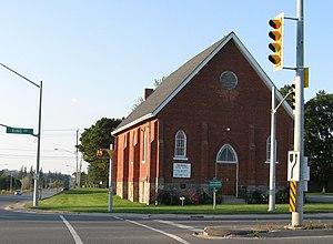 Temperanceville, Ontario - Temperanceville United Church