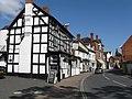 Tenbury Wells - Cross Street - geograph.org.uk - 1480193.jpg