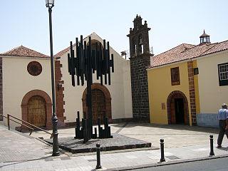 Iglesia de Santo Domingo de Guzmán (San Cristóbal de La Laguna) Church in San Cristóbal de La Laguna, Spain