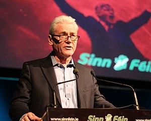 Terence M. O'Sullivan - O'Sullivan speaking in Dublin, Ireland, October 2013