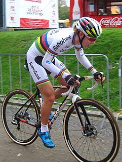 Thalita de Jong Dutch cyclist