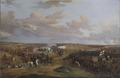 The Battle of Dennewitz, September 6, 1813 (Alexander Wetterling) - Nationalmuseum - 21864.tif