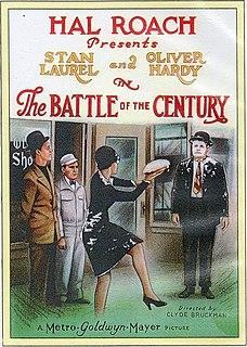 <i>The Battle of the Century</i> 1927 film