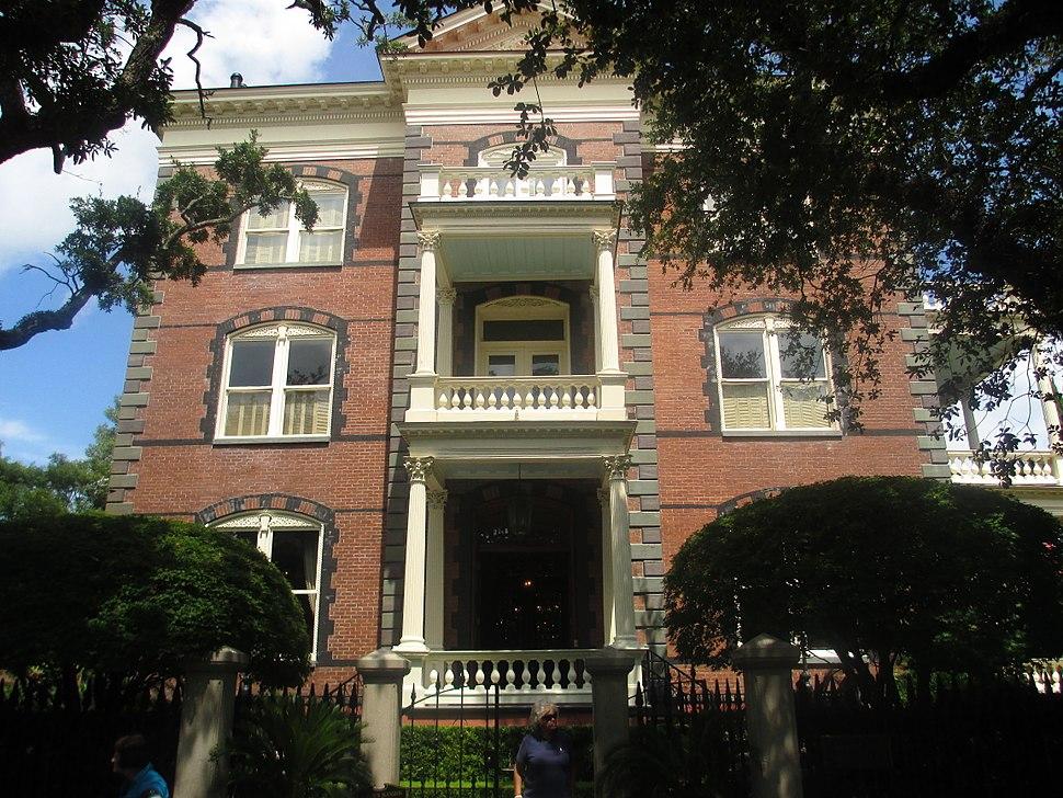 The Calhoun Mansion, Charleston, SC IMG 4648