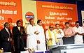 The Chief Minister ofTamil Nadu, Dr. M. Karunanidhi inaugurating the 683 km- long Chennai-Tiruchi-Madurai pipeline project of Indian Oil at Chennai, on June 26, 2006.jpg