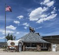 The Chuck Wagon Cafe in Granby, Colorado, the western gateway to Rocky Mountain National Park LCCN2015633700.tif
