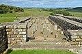 The Granaries (horrea), the fort food supply, Housesteads Roman Fort (Vercovicium) (44517284432).jpg