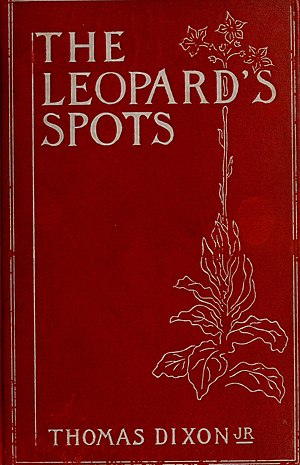 The Leopard's Spots - First edition cover