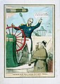 The Man Wot will Steer his own vessel (caricature) RMG PW3771.jpg