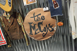 The McCoys - Image: The Mc Coys Rock and Roll Hall of Fame (2014 12 30 14.05.28 by Sam Howzit)
