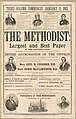 The Methodist - the largest and best paper in the denomination - John A. Gray, Printer, Stereotyper, and Binder, Cor. of Frankfort and Jacob Sts., New York. LCCN2014648398.jpg