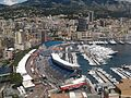 The Montecarlo's harbour during the days of Formula 1 Monaco GP 2013.jpg