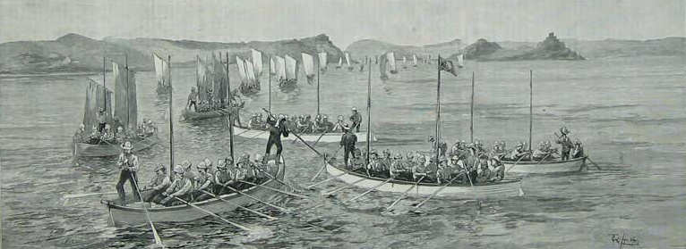 The Nile Expedition for the Relief of General Gordon, from The Graphic, 29 November 1894