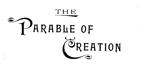 The Parable of Creation
