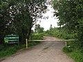 The Park Tidenham - entrance to heath project - geograph.org.uk - 480075.jpg