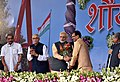 The Prime Minister, Shri Narendra Modi at Ex Servicemen Public Meeting, in Bhopal, Madhya Pradesh.jpg