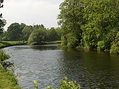Fluss Teith bei Blair Drummond