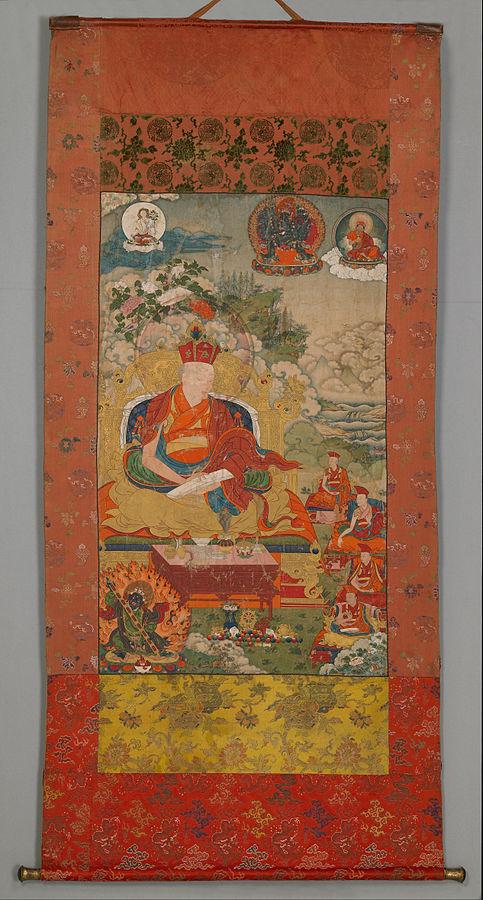 Situ Panchen Chokyi Jungne (1699-1774)