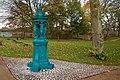 The Wallace Fountain, Lisburn - geograph.org.uk - 599876.jpg