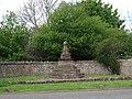 The War Memorial at Whittinghame - geograph.org.uk - 1291591.jpg
