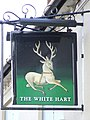 The White Hart pub sign - geograph.org.uk - 697759.jpg
