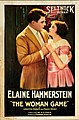 The Woman Game (1920) poster.jpg