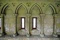 The cloister - Mont St Michel (32769111492).jpg