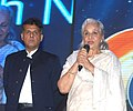 The first centenary award winner actress Waheeda Rehman addressing at the inaugural ceremony of the 44th International Film Festival of India (IFFI-2013), in Panaji.jpg