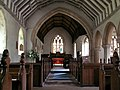 The interior of St. Mary's church at Langham - geograph.org.uk - 870992.jpg