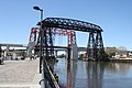 The old and new Nicolas Avellaneda Transporter Bridges, La Boca.jpg