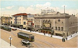 Theatrical District, Richmond, Virginia, 1923.jpg