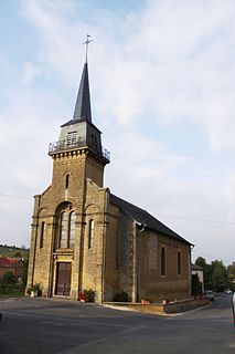 Thelonne Commune in Grand Est, France