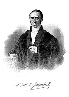 Theodor Juynboll Dutch theologian