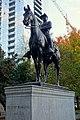 Theodore Roosevelt, Rough Rider, by Alexander Phimister Proctor, 1922 - Portland, Oregon - Portland, Oregon - DSC01708.jpg
