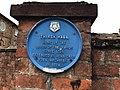 Thirsk Hall plaque.jpg
