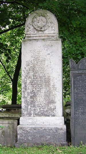 John Woody Papworth - Papworth's monument to Thomas Hardy (d. 1832), radical reformer, in Bunhill Fields burial ground