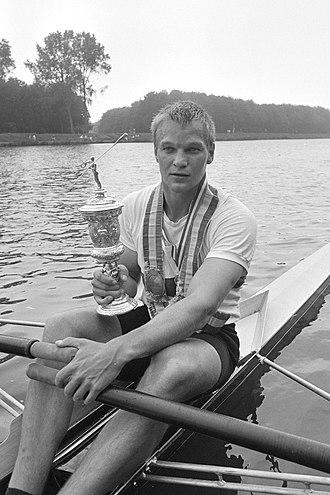 Thomas Lange - Lange in 1987