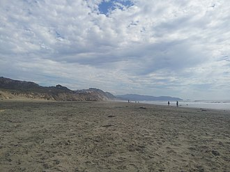Thornton State Beach - Image: Thornton State Beach, CA 2013 09 04 14 36