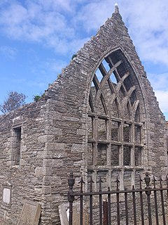 Old St Peters Church, Thurso