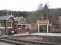 Ticket office at Levisham station - geograph.org.uk - 1611570.jpg