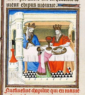 Atreus - Thyestes and Atreus (1400 circa)