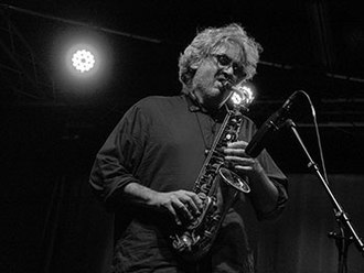 Tim Berne - Tim Berne.  Photo Hreinn Gudlaugsson